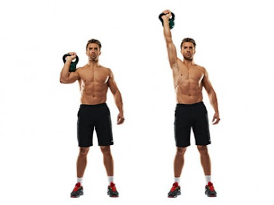 To Burn Fat & Get Ripped Try This Kettlebell Exercises