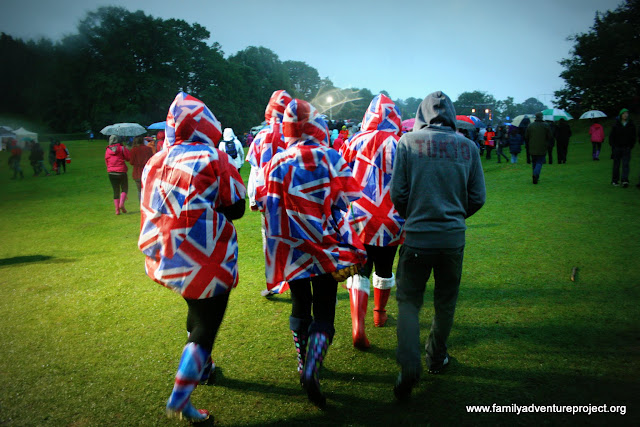 Union Jack London 2012 Festival Bowness
