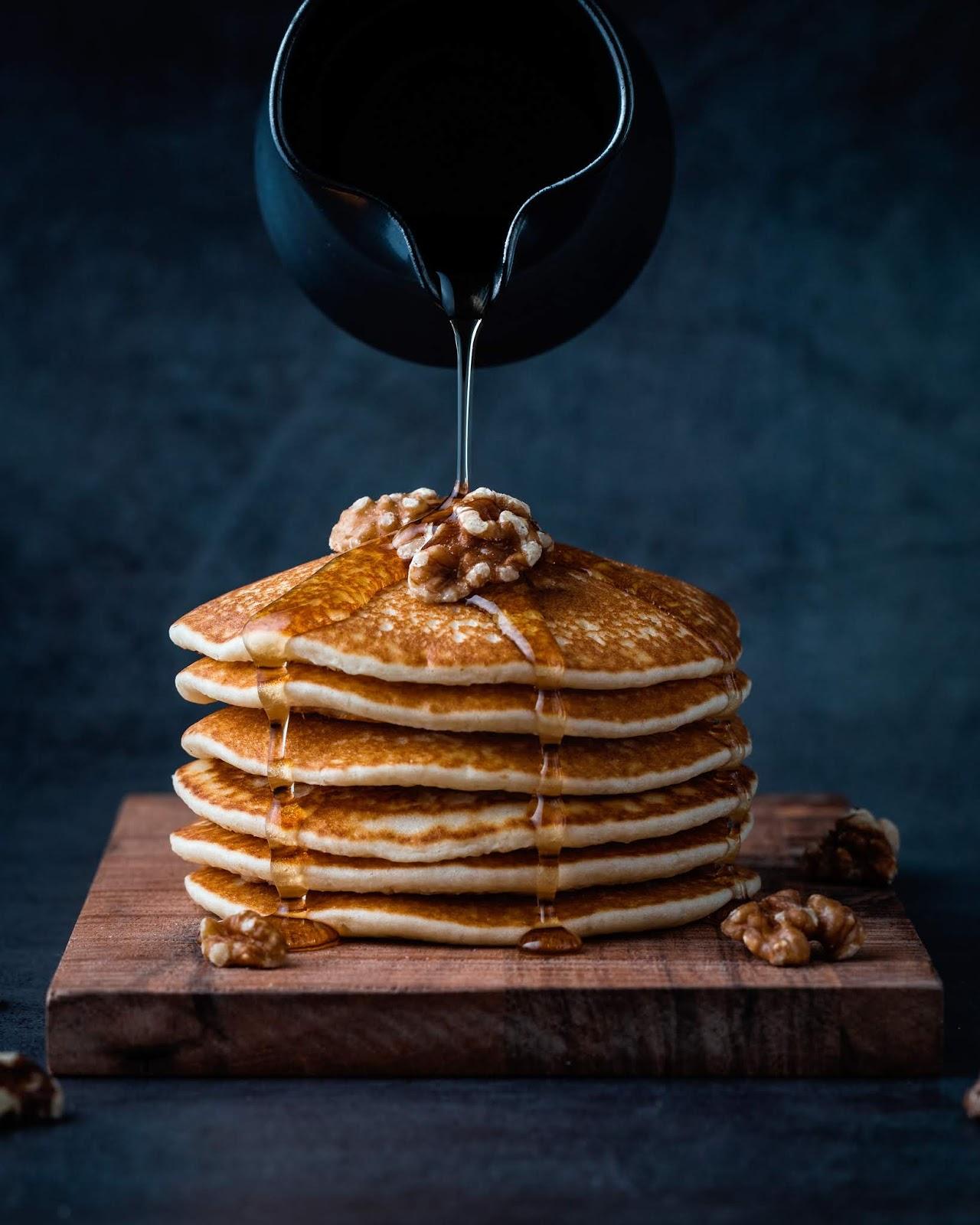 Cara Membuat Pancake Chocochips Lembut Anti Gagal Ayo Planto