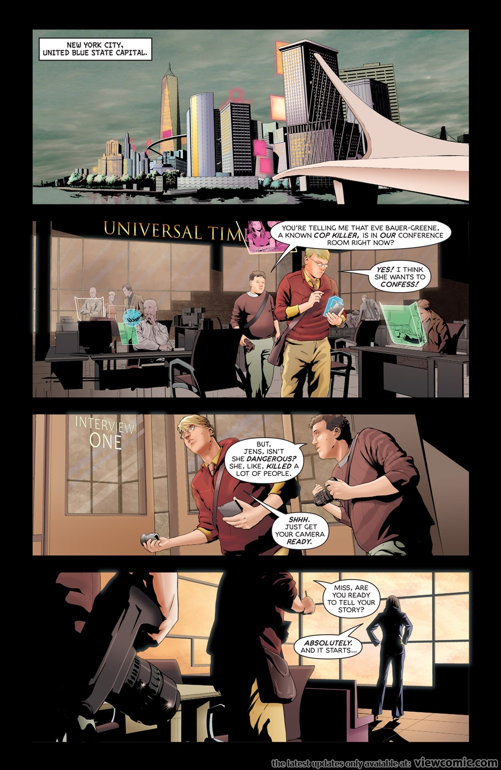 Failsafe 003 (2017) | Vietcomic.net reading comics online for free