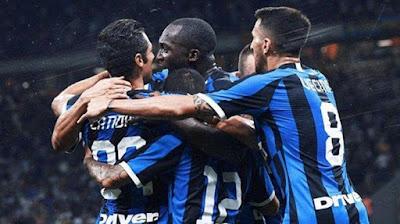 Inter Milan Memuncaki klasemen Liga Italia di Pekan Pertama