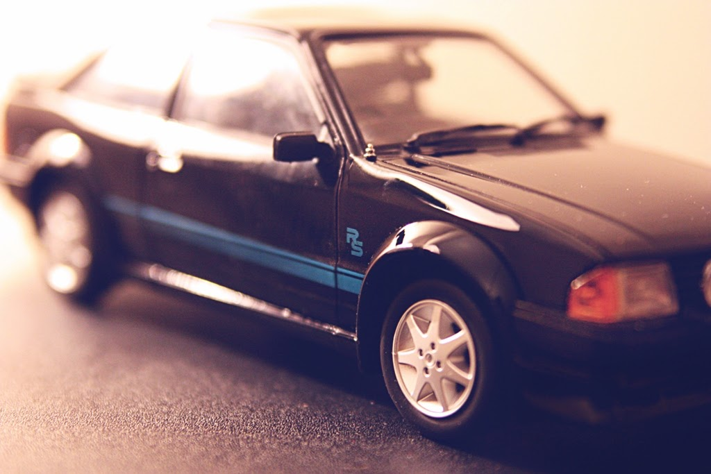 1/18 Sun Star Ford Escort RS Turbo