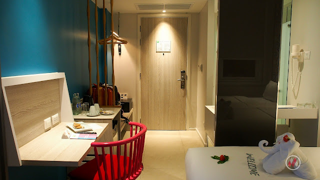 Standard Room with Twin Beds 宜必思尚品普吉島城市酒店 - ibis Styles Phuket City