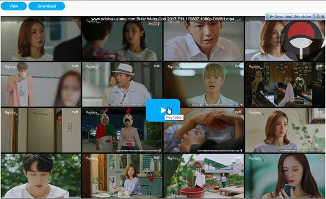 Screenshots Download Film Drama Korea Gratis Bride Of The Water God, The Bride of Habaek, 하백의 신부 (2017) Episode 11 DWBH NEXT MP4 Free
