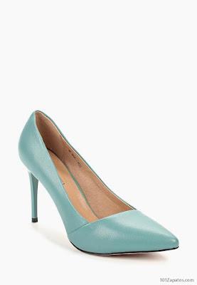 Zapatos de Taco Alto