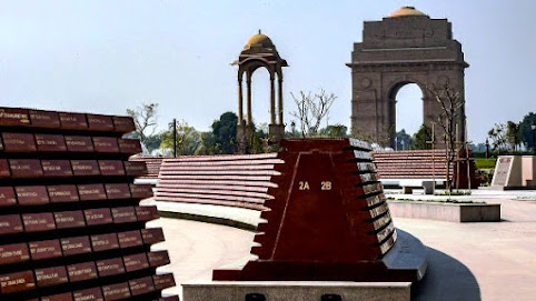 India Gate | History, & Facts, Description