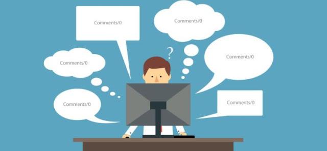 bingung memilih apakah menerapkan moderasi komentar pada blog atau tidak
