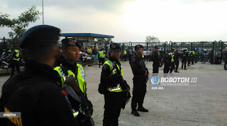 Perketat Keamanan Persib vs Persija, Polisi Kerahkan 2000 Lebih Personel di GBLA