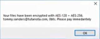 Epoblockl Ransomware шифровальщик