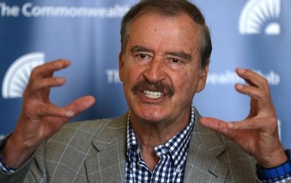 """Vicente Fox tunde al mediocre AMLO y asegura que su """"ineptitud"""" mata la esperanza, debe renunciar"""