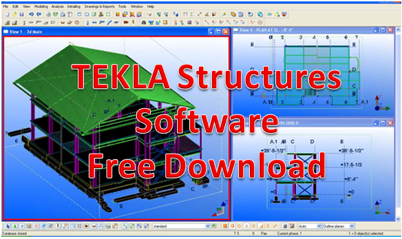 Free Download Tekla Structures Software Free Design Software Free Books Point