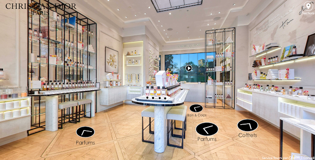 Dior Virtual Boutique