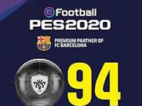 Daftar Pemain di PES 2020 dengan Rating Tertinggi