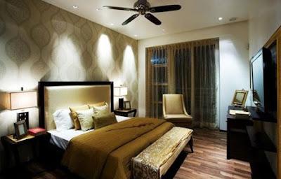 Menata Ruang Tidur Lebih Romantis