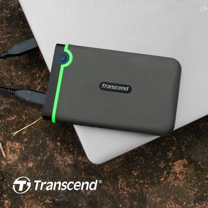 Transcend StoreJet 25M3C