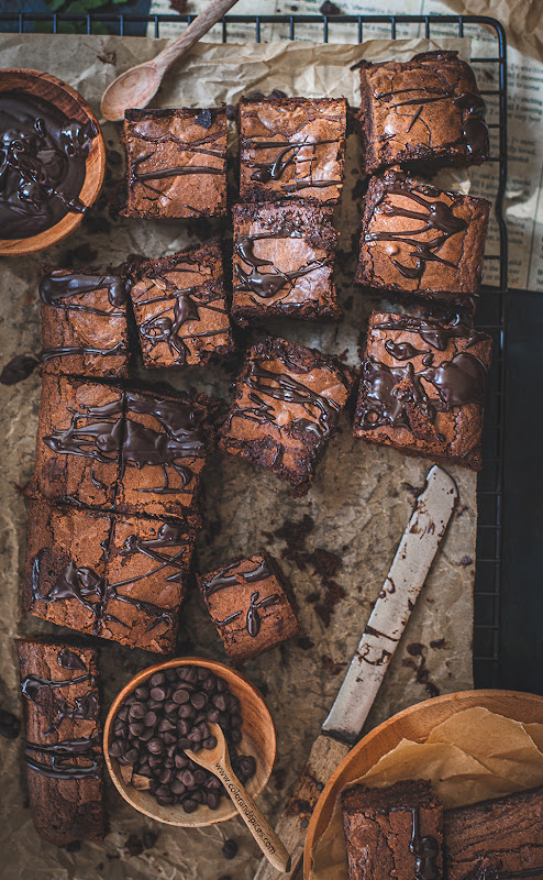 Brownie recipe with video