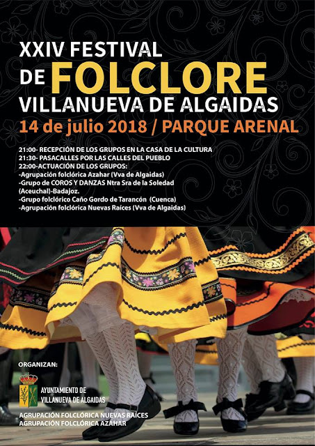 Festival de Folclore Villanueva de Algaidas 2018