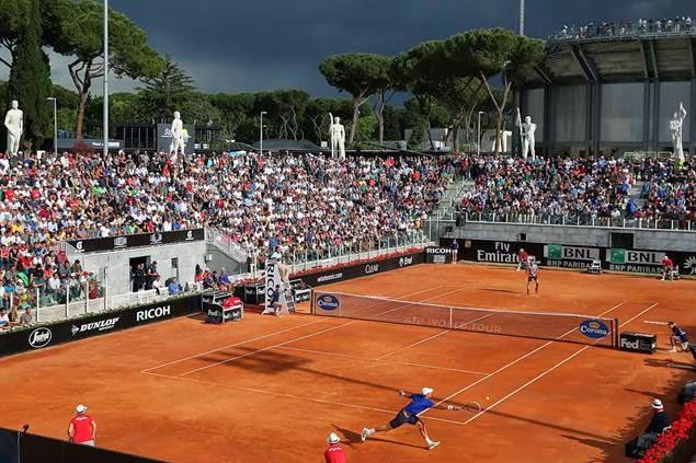 2b0b62ea6e MASTER CUP MENDOZA  ATP TOUR - M1000 BNL ROMA - VAMOS A UNA FINAL ...