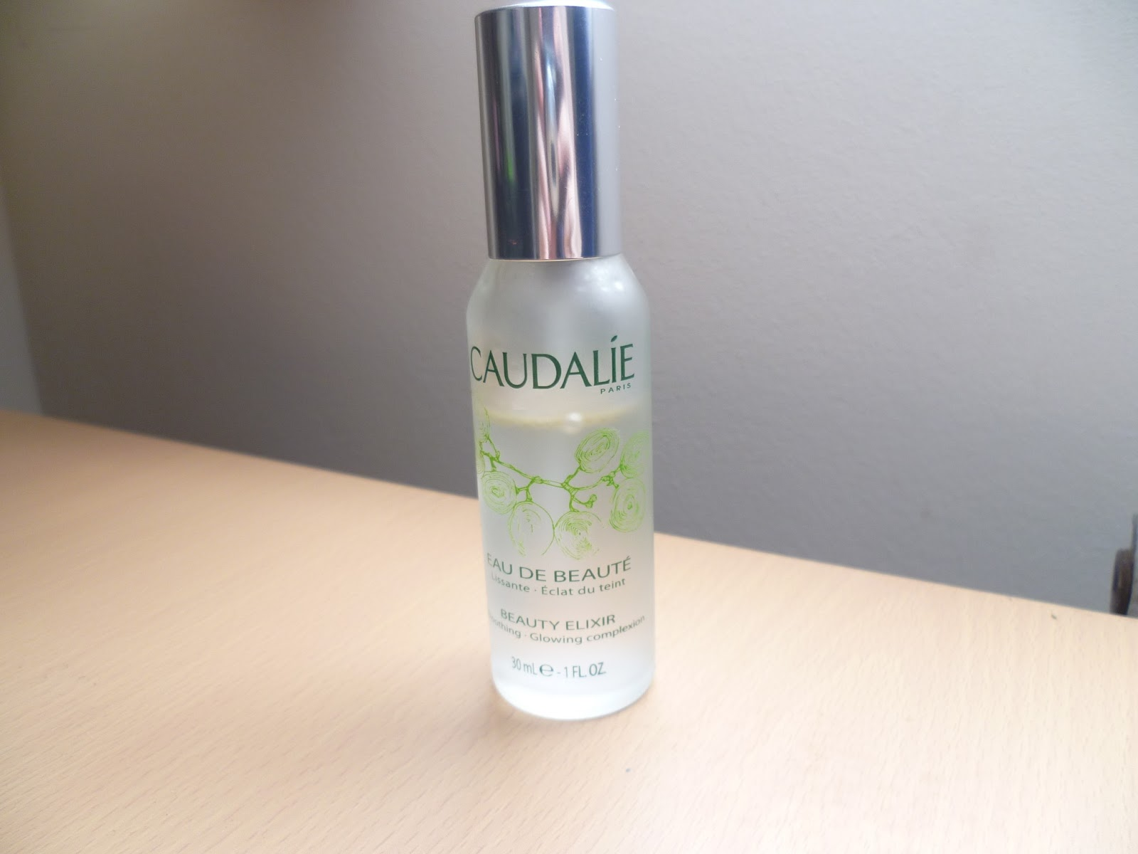 Caudalie facial products that interrupt