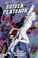 ESTELA PLATEADA DE DAN SLOTTY Y MIKE ALLRED