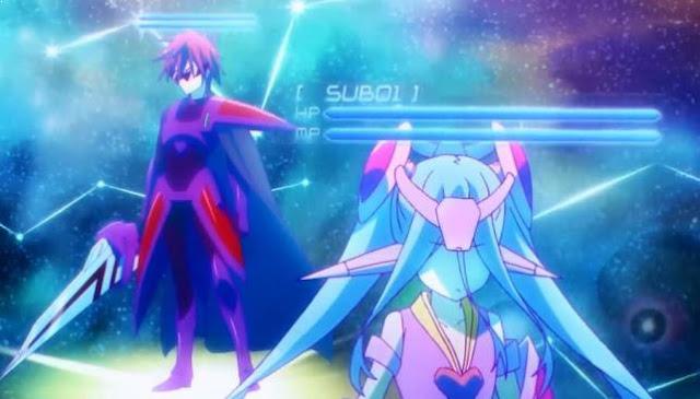 Kuuhaku (      ) [ No Game No Life ] - Karakter Player Anime Dalam Dunia Game Terkuat