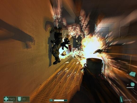 F.E.A.R. PC Game Screenshot 05