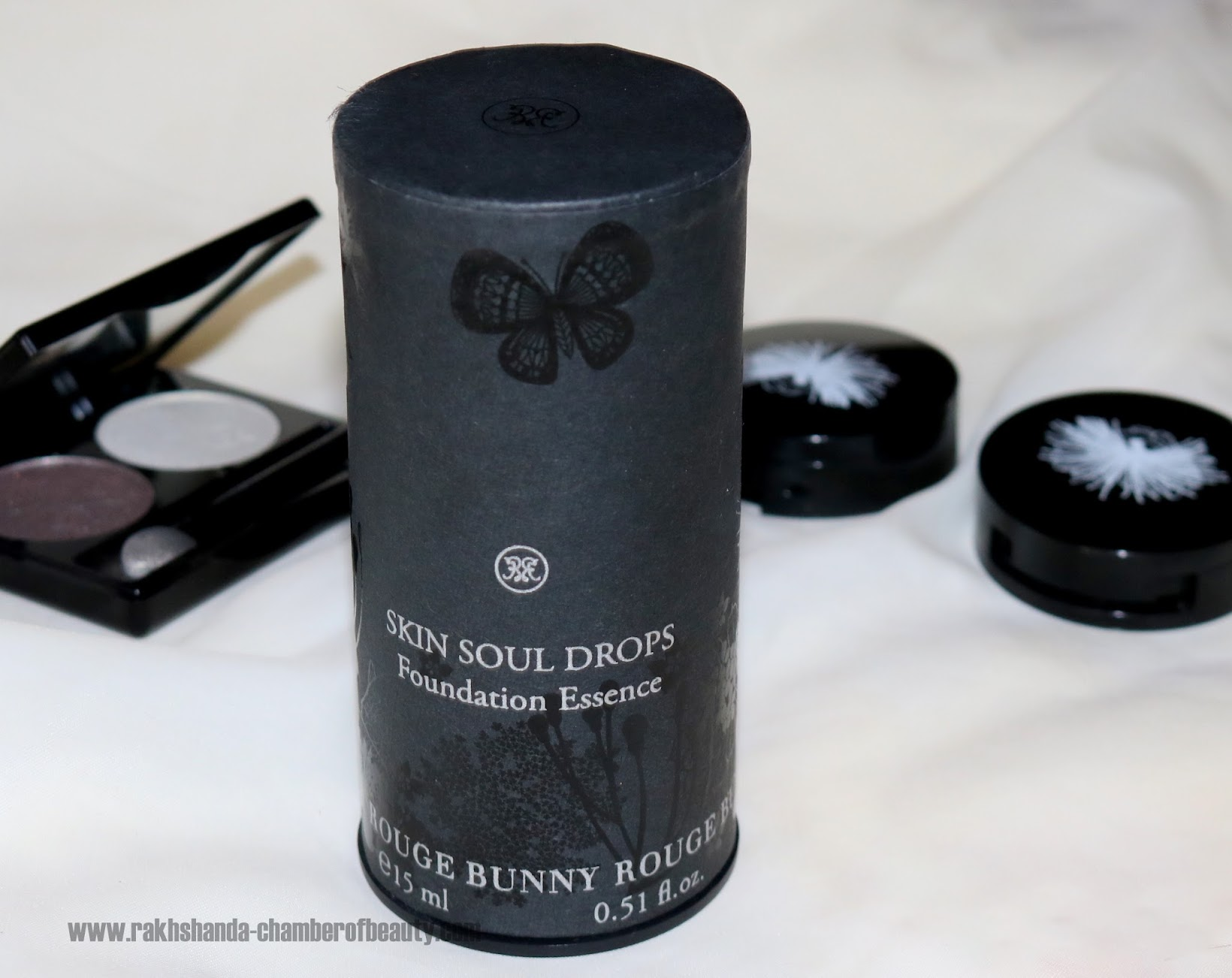 Rouge Bunny Rouge Skin Sould Drops Foundation Essence Review, Swatches & Photos