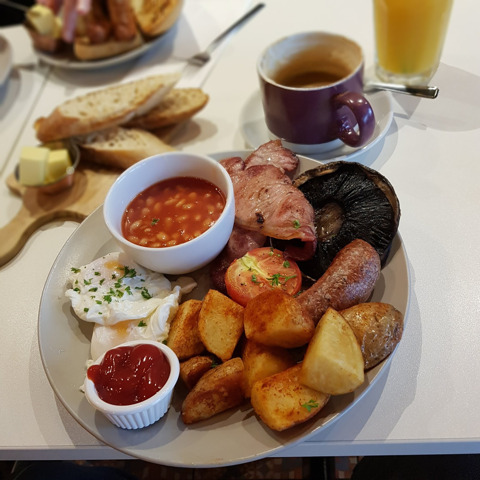 Brunch At La Terraza Upton Northampton Life In The Mum S Lane