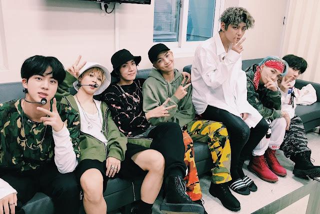 Terjemahan dan Lirik Lagu Outro: Her - BTS (방탄소년단)