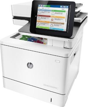 HP laserprinter voor zakelijk gebruik