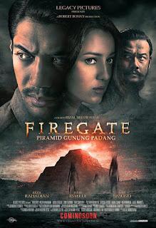 Sinopsis dan Jalan Cerita Film Firegate : Piramid Gunung Padang