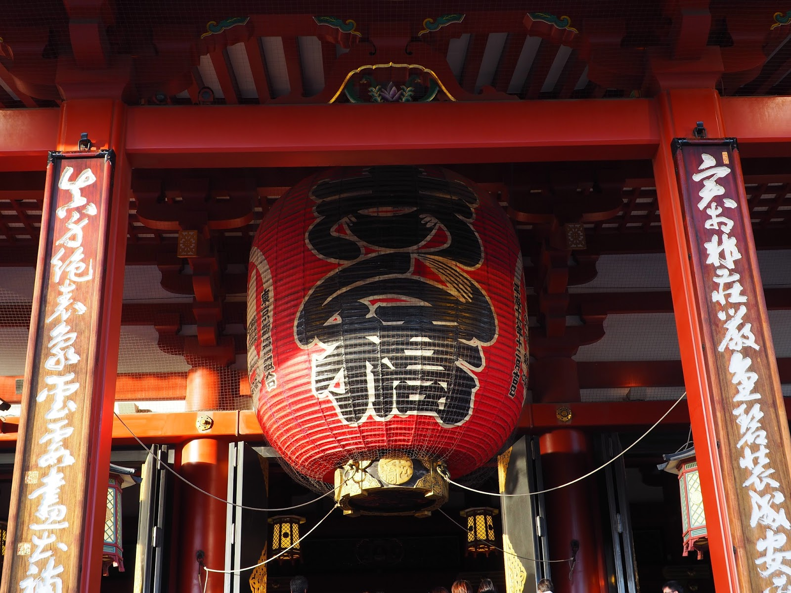 japan sensoji tokyo buddhist temple travel