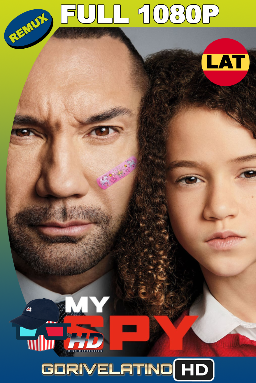 Juego de Espías (2020) BDRemux FULL 1080p Latino-Ingles MKV