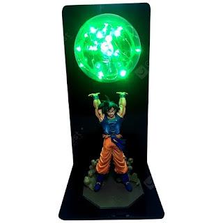 Lampara Led Goku