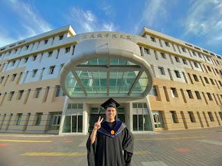 Selamat atas kelulusan studi lanjut Indra Permana angkatan 2015 D4