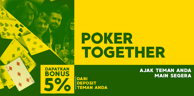 Web Judi Poker Online dengan Pelayanan Terbaik