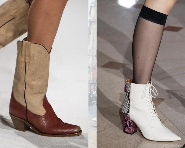 Модная обувь весна-лето 2020 4-2