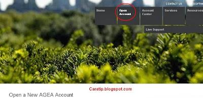 cara daftar di marketiva/AGEA.com
