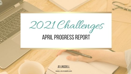 2021 Challenges: April Update