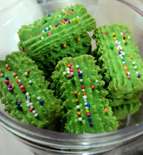 Semperit Pandan Recipe