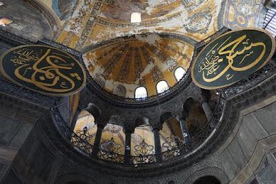 """Señales de la época """"mezquita"""""""