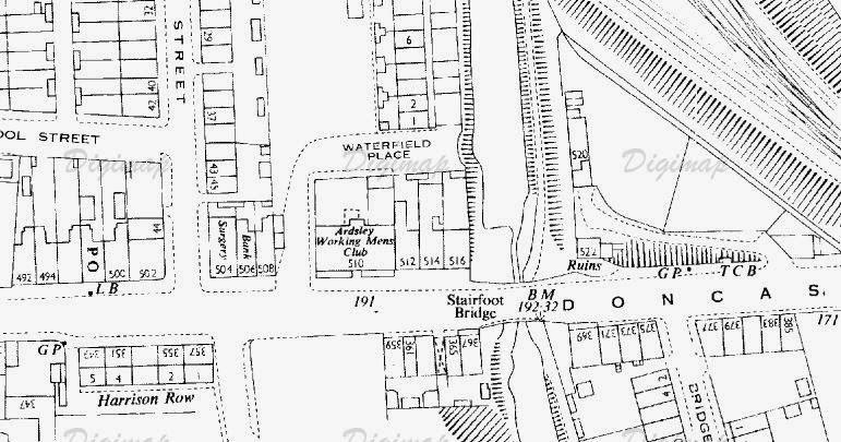 Barnsley War Memorials Project: Ardsley Working Men's Club