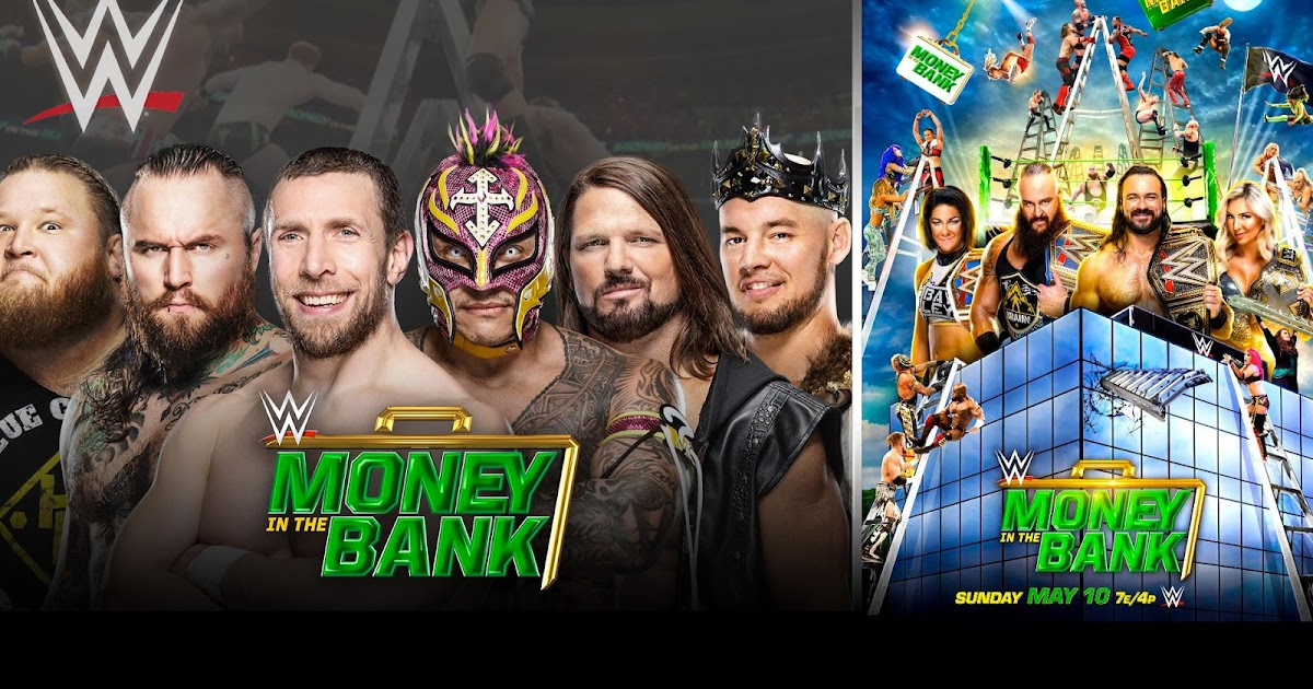 Wwe Money Inthe Bank Live Stream