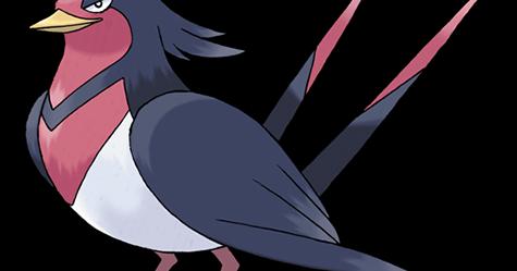 大王燕配招最佳技能,大王燕剋星 - Swellow Pokémon Go 寶可夢精靈圖鑑攻略 - 寶可夢配招圖鑑攻略站
