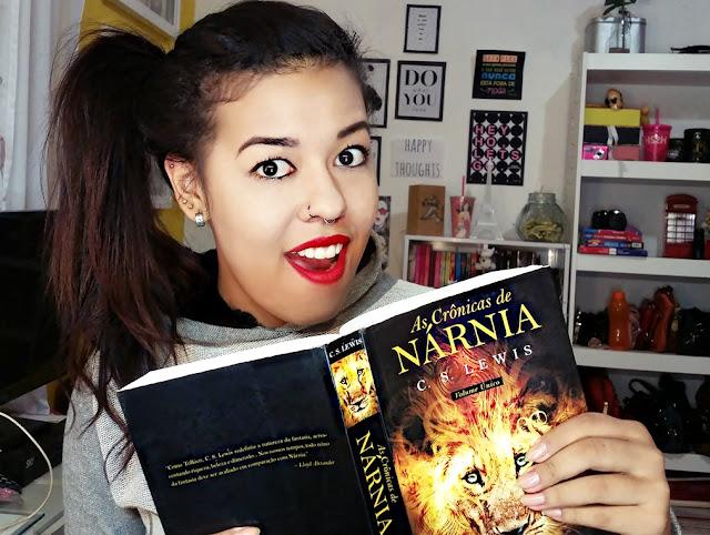 resumo de todas as historias do livro as Cronicas de Nárnia