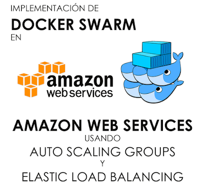 Implementación Docker Swarm en Amazon Web Services usando Auto Scaling Groups y Elastic Load Balancing