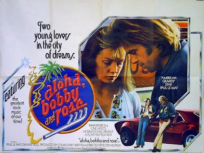 Aloha, Bobby and Rose (1975) Poster