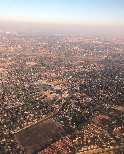Johannesburg city, joburg city, airport in Johannesburg