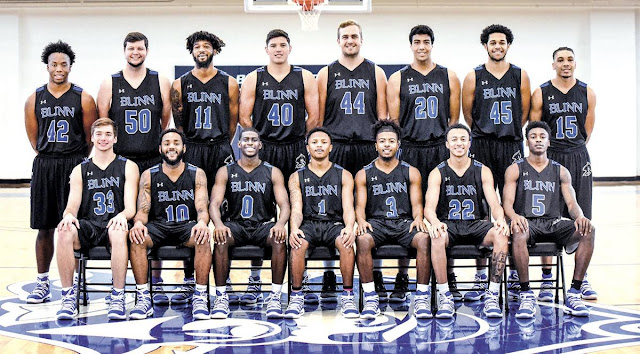 Blinn College Team and Uriel Velis Mexico