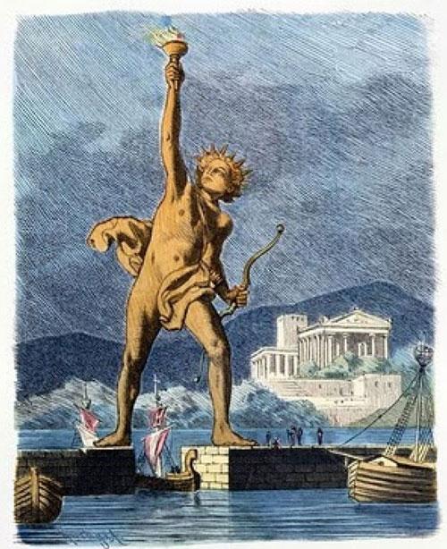 Tượng thần Mặt trời Rhodes (Hy Lạp)